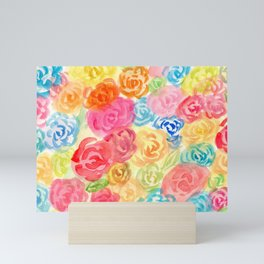 Rose Rose Blossom Mini Art Print