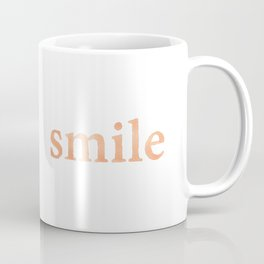 Retro Watercolor Camera SMILE! Coffee Mug