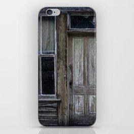 Door and Window iPhone Skin