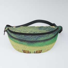 van gough of cyprus Fanny Pack