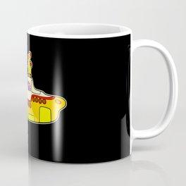 Yellow Submarine - Pop Art Coffee Mug