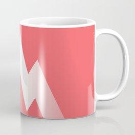 Coral Pink Coffee Mug