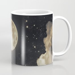 Touch of the moon I Coffee Mug