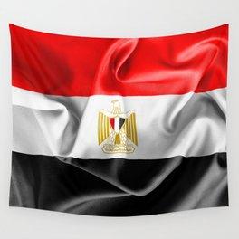 Egypt Flag Wall Tapestry