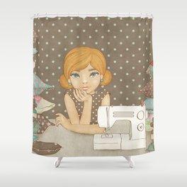 tailor Shower Curtain