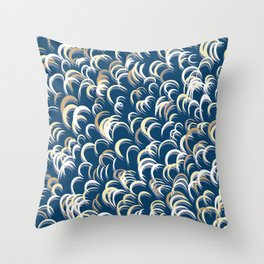 Eclipse Reflections Throw Pillow