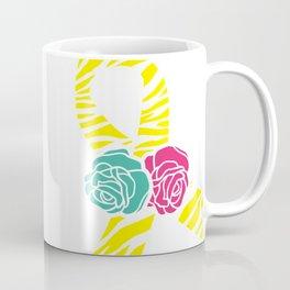 Endometriosis Ribbon 2 Coffee Mug