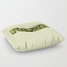 Fresh Kiwi Floor Pillow