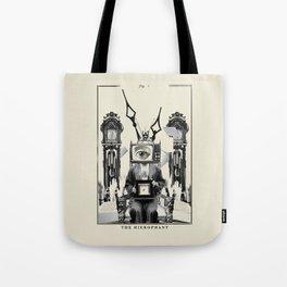 Fig. V - The Hierophant Tote Bag