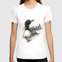 North Shore Loon T-shirt