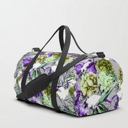 Abstract asian fantasy Duffle Bag