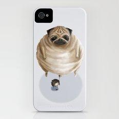 The Pug Slim Case iPhone (4, 4s)