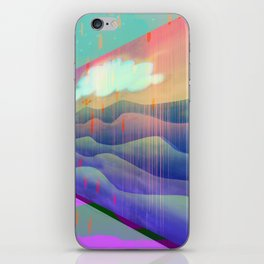 Sea of Clouds for Dreamers iPhone Skin