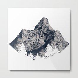 Highmountain Metal Print