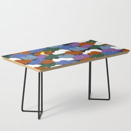 colorful night Coffee Table
