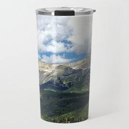 Summer in Telluride Travel Mug