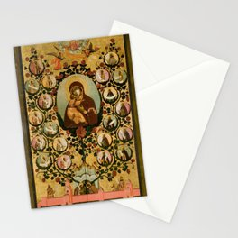 Simon Ushakov - Genealogy of the state of Muscovy Stationery Cards