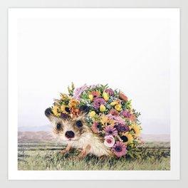 Walking Bouquet Kunstdrucke