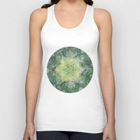 island Tank Tops featuring Island by Laura O'Connor