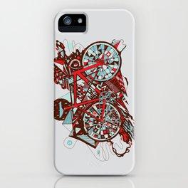 FIX TRIP ~ GREY iPhone Case