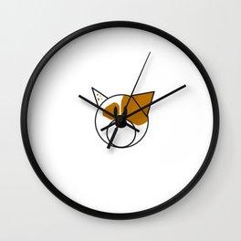 Sidekick Wall Clock