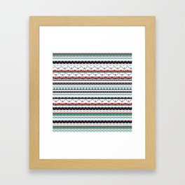 DARLA SERIES 2 Framed Art Print
