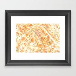 Power Surge II Framed Art Print