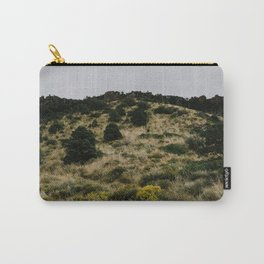 Hill of Green in Big Bend National Park, TX Carry-All Pouch