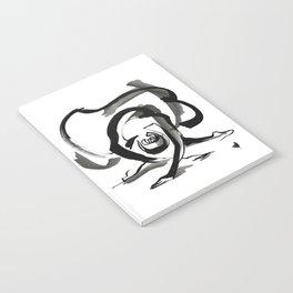 Expressive Ballerina Dance Drawing Notebook
