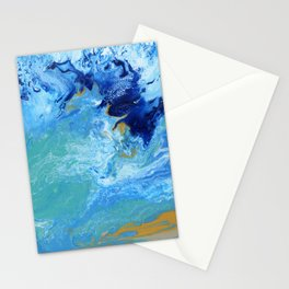 Ocean Swell Stationery Cards