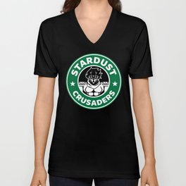 Starbucks Crusaders Unisex V-Neck