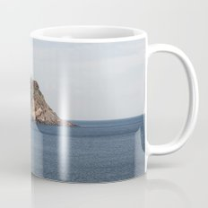 Greek seascape - landscape photography poster - Cape Sounio - Greece Mug