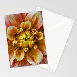 Glass Castle Dahlia Stationery Cards
