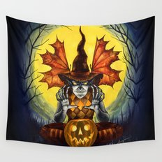 From the Dust to the Grave Wall Tapestry