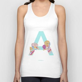 A-TROPICAL Unisex Tank Top
