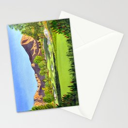 Indian Wells Golf Resort Celebrity Course Hole 16 Stationery Cards