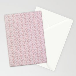 strawberry cats 635 Stationery Cards