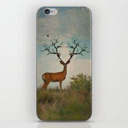 Demi God iPhone Skin