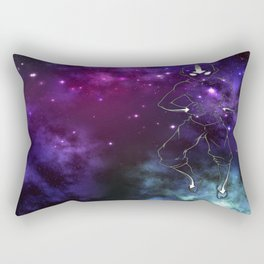 the avatar state Rectangular Pillow