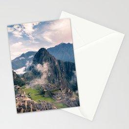 Mountain Peru Stationery Cards
