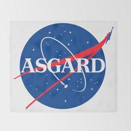 Asgard Insignia Throw Blanket