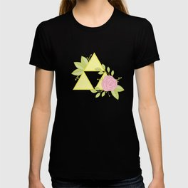 Garden of Power, Wisdom and Courage T-shirt