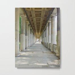 Berlin columns Metal Print