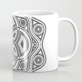 The All Seeing Eye Mandala Coffee Mug