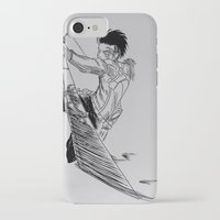 levi iPhone & iPod Cases featuring Levi - 2  by itspronouncedDEE-ANN-UH