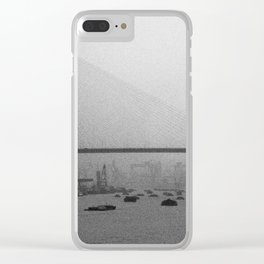 Shanghai 1 Clear iPhone Case