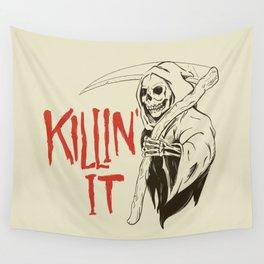 Killin It Wall Tapestry