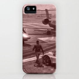 New But Old School GTA iPhone Case