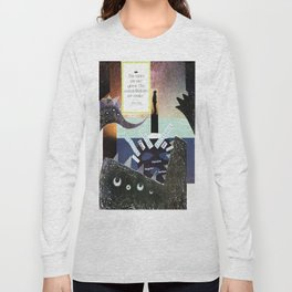 Collage - The Stars We Are Given Long Sleeve T-shirt