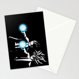 DBZ Fiction Stationery Cards